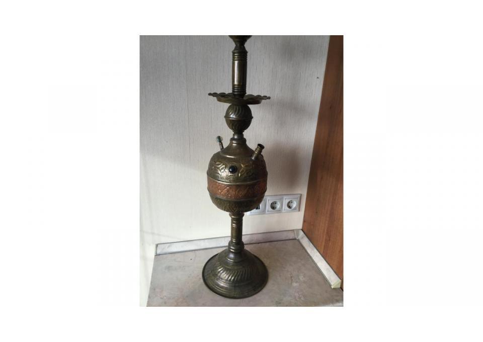 Кальян 104 см., ручная работа, медь-латунь, Египет.