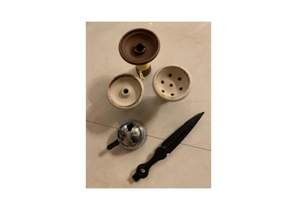Кальян Mamay Custom Coilovers + аксессуары