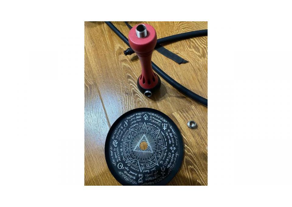 Alpha Hookah X RED