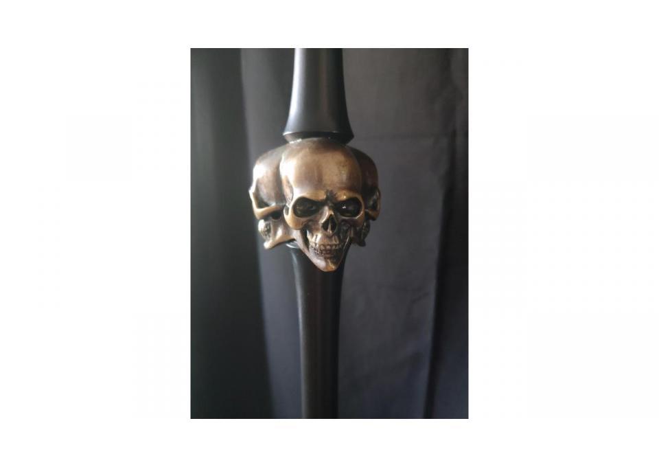 Maklaud skull