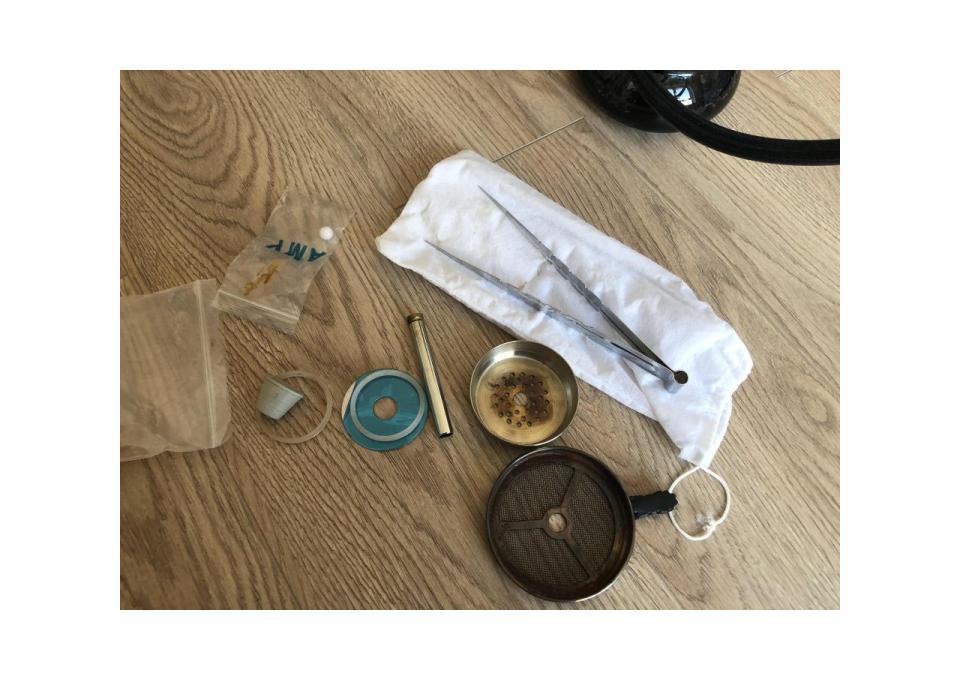 Amy Deluxe mini с керамической чашей
