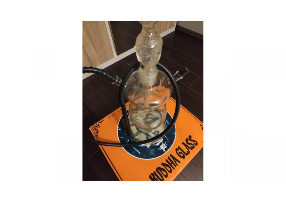 Кальян Buddha Glass